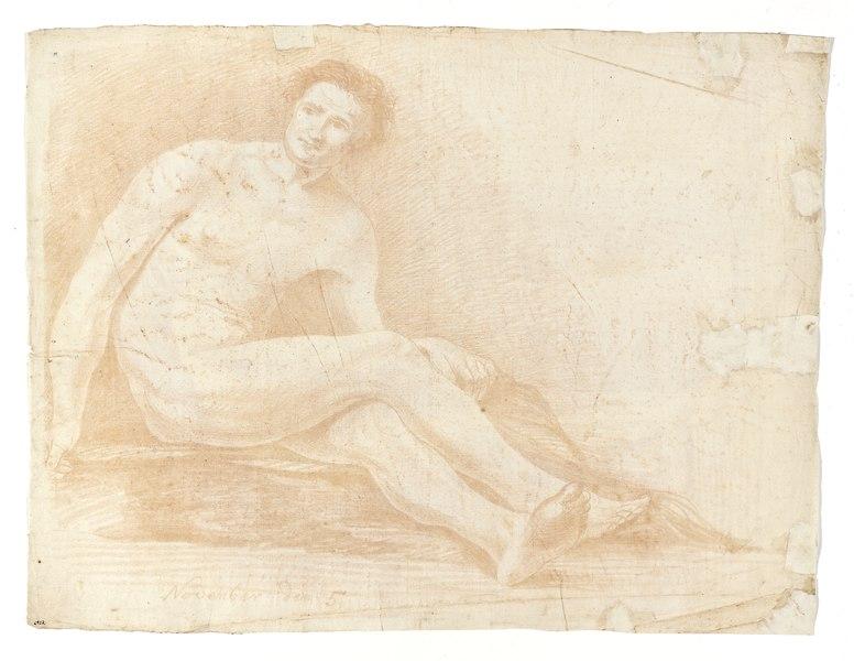 File:Baksida av croquisteckning, 1760-tal - Skoklosters slott - 99355.tif