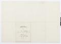 Baksidan av befodran av Walther von Hallwyl till löjtnant - Hallwylska museet - 102525.tif