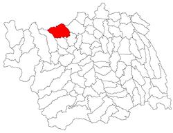 Vị trí của Balcani