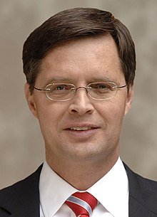 Portrait de Jan Peter Balkenende