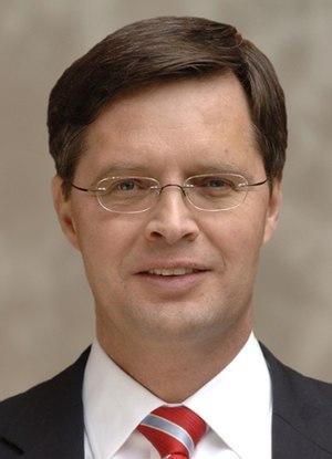 Fourth Balkenende cabinet - Image: Balkenende Dutch politician kabinet Balkenende IV