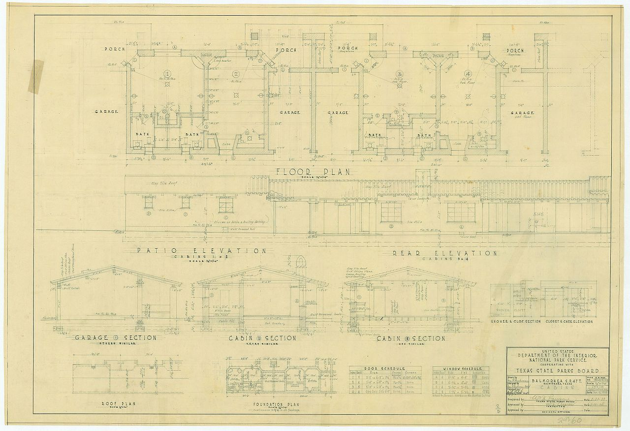 file balmorhea state park cabins plans elevations and