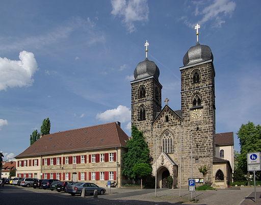 Bamberg Sankt Gangolf BW 2b