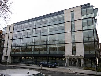 Bank of Ireland - New headquarters at 40 Mespil Road, Dublin 4
