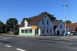 Deichstraße in Barßel