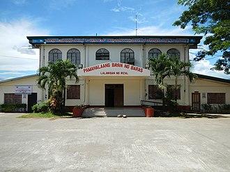 Baras, Rizal - Baras Town Hall
