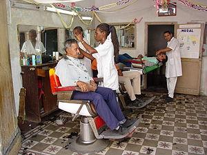 Santiago de Cuba - Barbershop in Santiago de Cuba