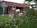 Barn at Ridge Farm - geograph.org.uk - 802673.jpg