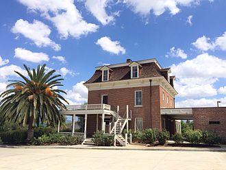 National Register of Historic Places listings in San Bernardino County, California - Image: Barton Villa