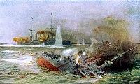 Battle of the Falkland Islands, 1914.jpg
