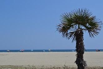 Katerini - Katerini beach