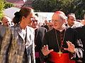 Beata Maria Lasecka z kardynałem Joachimem Meisnerem.jpg