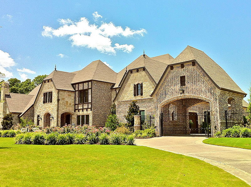 File:Beautiful Estate in The Reserve, one of Southlake's premier neighorhoods.jpg
