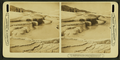 Beautiful variegated colorings, limpid pools and delicate terraces on the great Mound Terrace, Mammoth Hot Spring,Yellowstone Park, by H.C. White Co. 2.png
