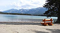 Beautiful view at Trefoil Lakes, Jasper House National.jpg