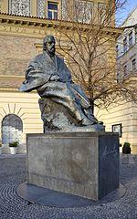 Statue of Bedřich Smetana