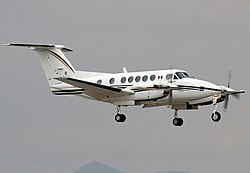 Beechcraft B200 Super King Air, Mexico - Veracruz State Government JP5966015.jpg