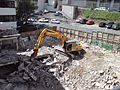 Beefy Excavators Destroying Old Building First III.jpg