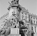Beeld van Tillmann Riemenschneider, onderdeel van de Frankonia-Brunnen gemaakt d, Bestanddeelnr 254-3953.jpg