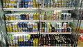 Beer at Bic Camera, Japan (13535923924).jpg