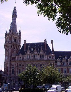 Tourcoing wikipedia - Chambre des commerces tarbes ...