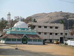 Begumpur Mosque, Dindigul - Wikipedia