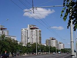 Independence Avenue (Minsk)