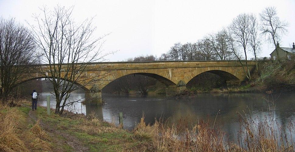Bellingham Bridge, Northumberland (geograph 1695705)