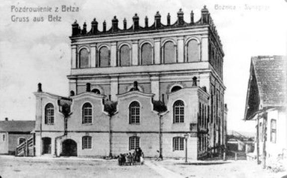 Belz hasidic synagogue