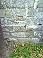 Benchmark on ^224 Cowley Road - geograph.org.uk - 2157618.jpg