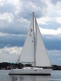 Beneteau Oceanis 321 Wikipedia