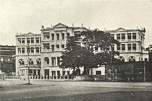 Bengal Club - Bengal United Service Club, c. 1905