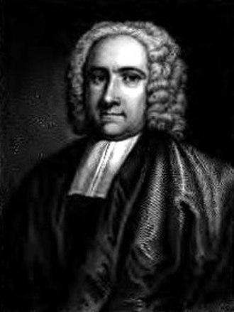 Benjamin Grosvenor (minister) - Benjamin Grosvenor