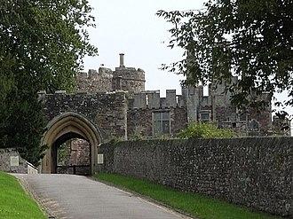 Henry Berkeley, 7th Baron Berkeley - Berkeley Castle today