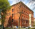 Berlin, Mitte, Schwedter Strasse 232-234, 89. und 96. Gemeindeschule, Hofgebaeude.jpg