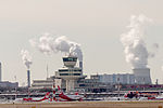Berlin-Tegel Tarmac with Tower (16991719411).jpg