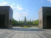 The Schönholz memorial, Pankow