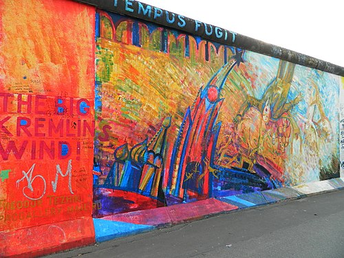 East Side Gallery photos