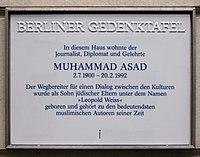 Muhammad Asad Wikipedia