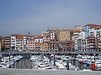 Bermeo's old port.JPG