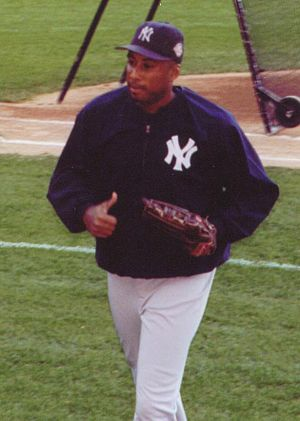 Bernie Williams - Williams in 2004