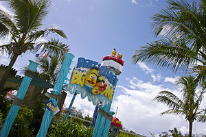 Nickelodeon Land (Gold Coast, Australia)