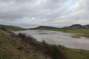 Bessude - Image: Bessude Thiesi Lago Bidighinzu (05)