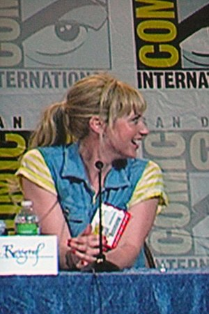 Beth Riesgraf - Riesgraf at the 2010 San Diego Comic-Con