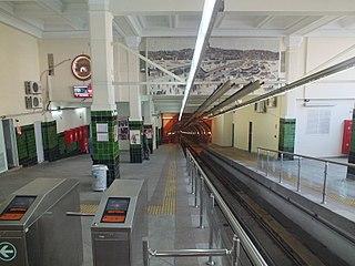 Beyoğlu (Tünel)