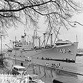 Bezoek Amerikaanse Marine Transport Rotterdam, Bestanddeelnr 913-7137.jpg