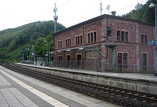 Frankenstein (Pfalz) station