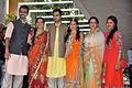 Bharat Takhtani, Esha Deol, Hema Malini, Ahana Deol at Esha Deol's mehendi ceremony 01.jpg