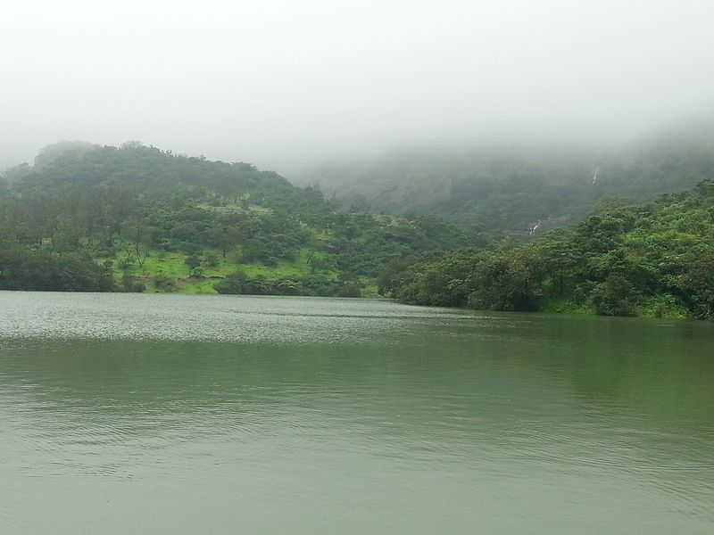 Bhushi Lake in Khandala