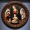 Biagio d'antonio tucci, madonna col bambino, san giovannino e un angelo 2.jpg